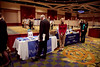 Orlando, FL - 2009 ASCO GU Symposium - Attendees gather at the 2009 ASCO Genitourinary Cancers Symposium here today, Tuesday February 24, 2009. Date: Tuesday February 24, 2009 Photo by © ASCO/Todd Buchanan 2009 Technical Questions: todd@toddbuchanan.com; Phone: 612-226-5154.