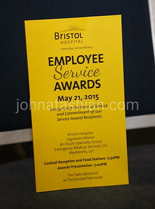 Bristol Hospital Employee Service Awards