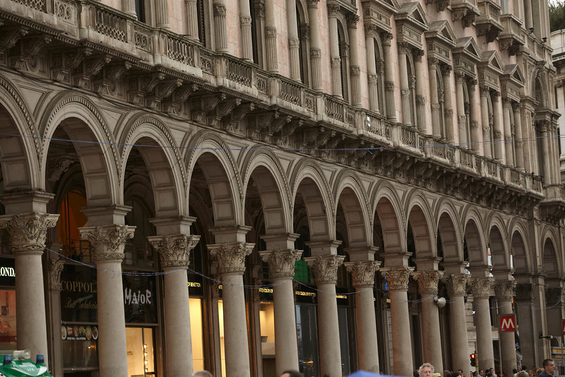 Milan,  - ESH 2011: Milan City Views at the European Society of Hypertension meeting here today, Saturday June 18, 2011.The meeting attracts more than 6,000 physicians, researchers and health care professionals from more than 30 countries. Date: Saturday June 18, 2011 Photo by © Todd Buchanan 2011  Technical Questions: todd@toddbuchanan.com; Phone: 612-226-5154.