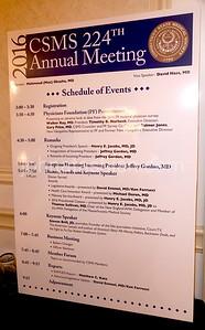 CSMS 224th Annual Meeting