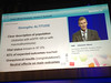 Munich,  - ESC 2012- J Mann - Discussant presents ALTITUDE: ALiskiren Trial In Type 2 Diabetes Using cardio-renal Endpoints during the Hotline session at the European Society of Cardiology annual meeting here today, Sunday August 26, 2012. Over 27,000 attendees have come from over 140 countries to learn the latest in Caridovascular research. Photo by © Todd Buchanan 2012 Technical Questions: todd@toddbuchanan.com;