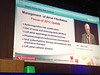"Munich,  - ESC 2012- A J Camm (London, GB) presents ""Atrial fibrillation focussed update."" during the Main Session session at the European Society of Cardiology annual meeting here today, Sunday August 26, 2012. Over 27,000 attendees have come from over 140 countries to learn the latest in Caridovascular research. Photo by © Todd Buchanan 2012 Technical Questions: todd@toddbuchanan.com;"
