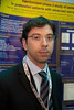 Milan,  - ESMO 2010 - Dr. M Tiseo - Poster 414P at Poster Session here today, Monday October 11, 2010 during the European Society of Medical Oncology 2010 Congress. Photo by © Todd Buchanan 2010 Technical Questions: todd@toddbuchanan.com Phone: +1.612.226.5154