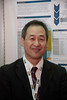Milan,  - ESMO 2010 - Dr. K Goto- Poster 382P  here today, Monday October 11, 2010 during the European Society of Medical Oncology 2010 Congress. Photo by © Todd Buchanan 2010 Technical Questions: todd@toddbuchanan.com Phone: +1.612.226.5154