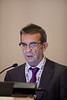 Milan,  - ESMO 2010 - Dr. Rafael Rosell speaks at the ESMO/JSMO Joint Symposium: Biomarkers and selected therapeutics in lung and gastrointestinal cancer here today, Saturday October 9, 2010 during the European Society of Medical Oncology 2010 Congress. Photo by © Todd Buchanan 2010 Technical Questions: todd@toddbuchanan.com Phone: +1.612.226.5154
