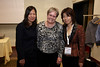 Milan,  - ESMO 2010 - The Sunday Roundtable on hte treatement of elderly patients with NSCLC chaired by Yoichi Nakanishi and guest Prof Elisabeth Quoix here today, Sunday October 10, 2010 during the European Society of Medical Oncology 2010 Congress. Photo by © Todd Buchanan 2010 Technical Questions: todd@toddbuchanan.com Phone: +1.612.226.5154