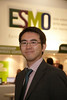 Milan,  - ESMO 2010 - Dr. Inoue here today, Sunday October 10, 2010 during the European Society of Medical Oncology 2010 Congress. Photo by © Todd Buchanan 2010 Technical Questions: todd@toddbuchanan.com Phone: +1.612.226.5154