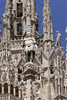 Milan, Italy - ESH 2007 - General views of Duomo Cathedral, here today Saturday June 16, 2007 during the European Hypertenison Society's 17th European Meeting on Hypertenison. The meeting attracts more than 6,000 physicians, researchers, and health professionals from over 90 countries. Date: Saturday June 16, 2007. Credit: Photo Courtesy © Prous/Todd Buchanan 2007. Technical Questions: todd@toddbuchanan.com; 612-226-5154.