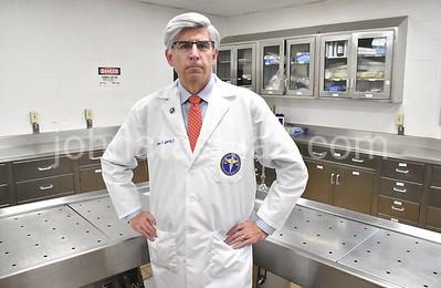 Connecticut Chief Medical Examiner James Gill MD - May 18, 2020