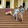 Royal Palace_Steps