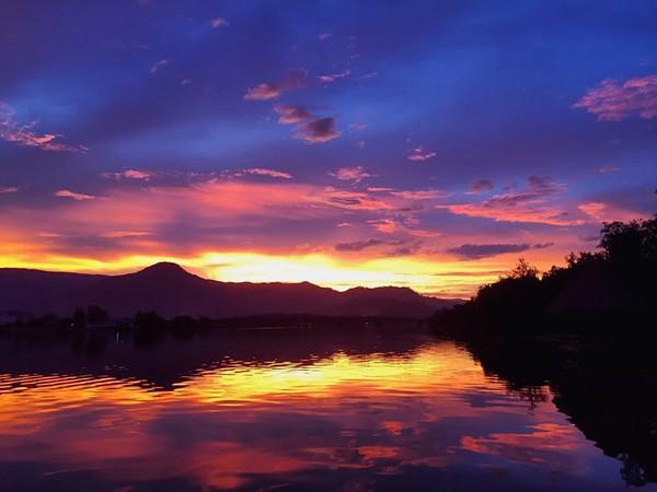 Kampot Sunset