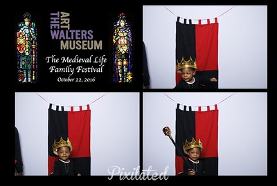 Medieval Life Family Festival 10.22.16