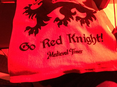 Medieval Times 2016  so cal