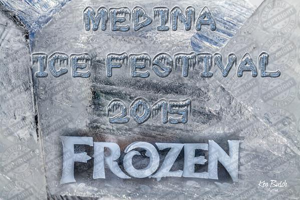 Medina Ice Festival 2015