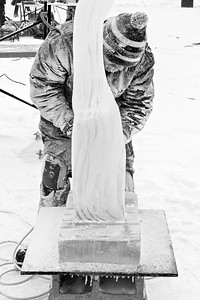 Individual Carving Competition, 2015.