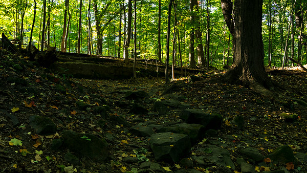 Princess Ledges County Park, 2015.