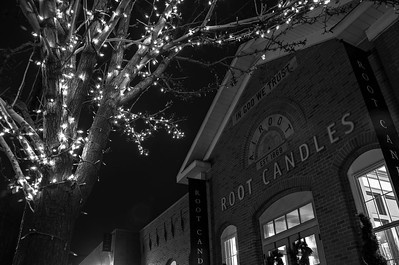 Medina Candlelight Walk at Root Candles, 2011.