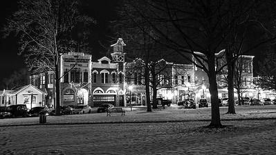 Historic Medina Square, December 2013.