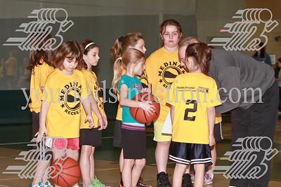 Medina Rec Basketball
