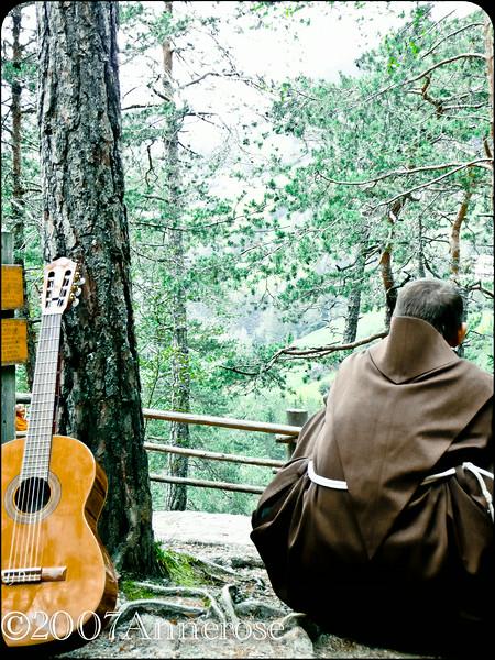 Georg mit Gitarre