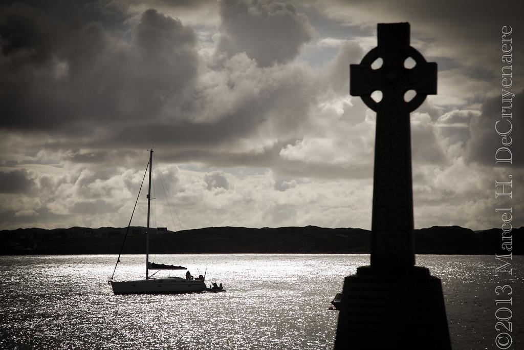 St. Martin's Cross, Iona