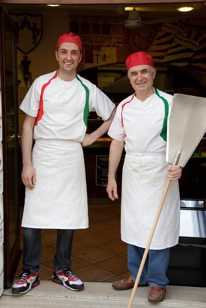 Andrea und Francesco