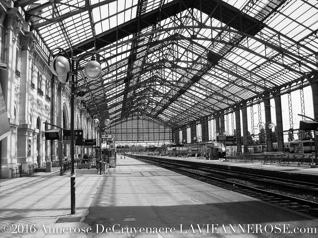 Bahnhof von La Rochelle