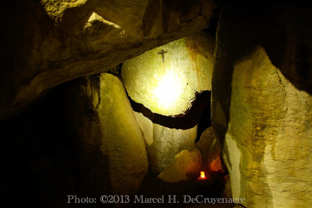 St. Francis' Cave in La Verna
