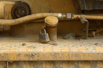 Gascap Lock