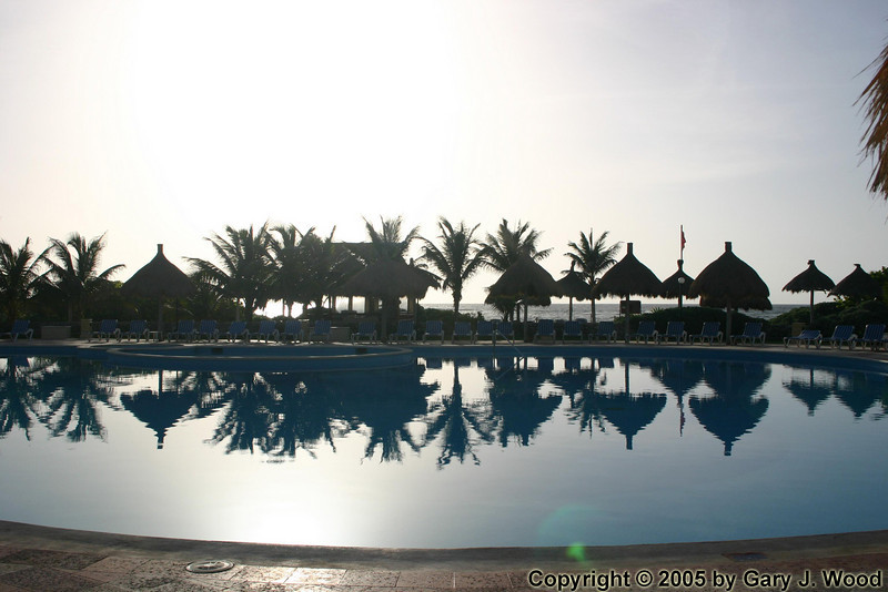 Swimming pool, Bahia Principe Tulum