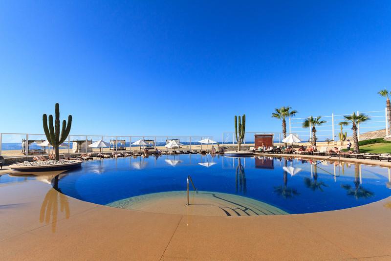 Pool Area, Pueblo Bonito Pacifica