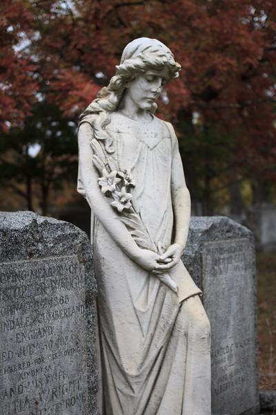Stone Mourner
