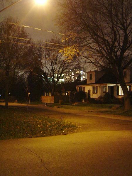Thompson Ave.