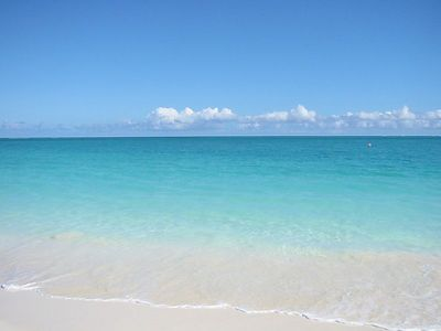 Providenciales Beach -- Turk and Caicos
