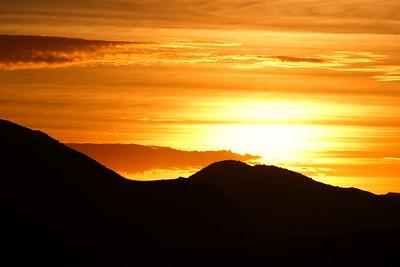 Sunset from Hesperia Isla Margarita