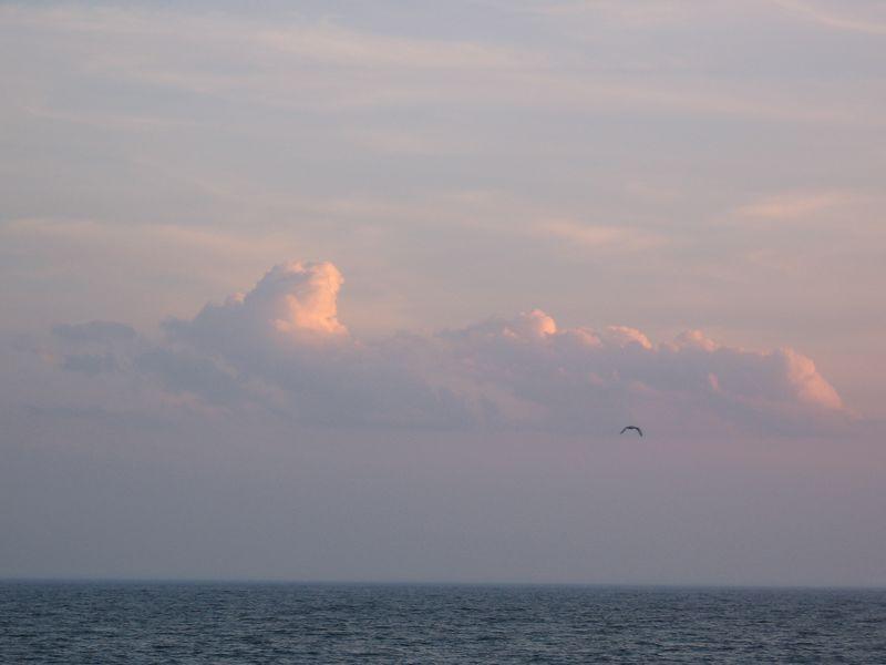 Lake Ontario Cloudscape