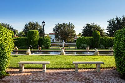 Mediterra Frog Fountain 2