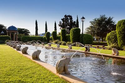 Mediterra Frog Fountain