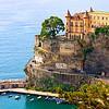Maori Harbour.  Amalfi Coast.