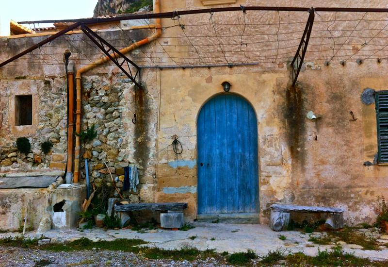 Abandonded Finca.  Mallorca.