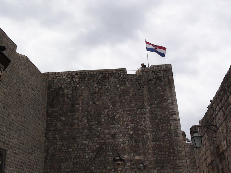 The Dubrovnik Town Walls