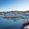 Ibeza, Spain Port
