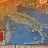 Tapestry Map of Italy in Hall of Maps