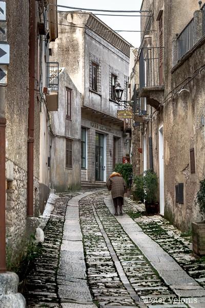 Sicily - Erice - Street #6