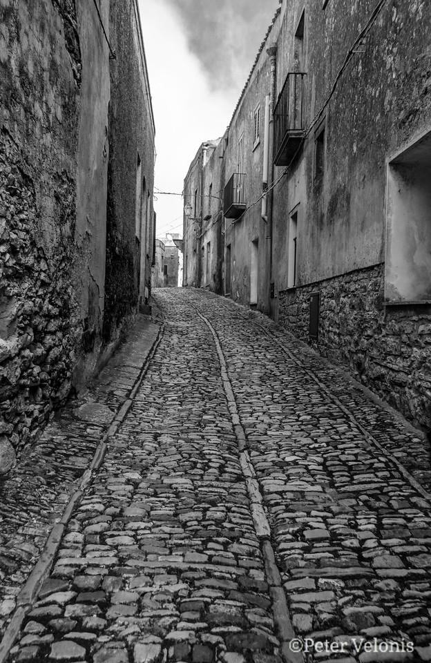 Sicily - Erice - Street #3