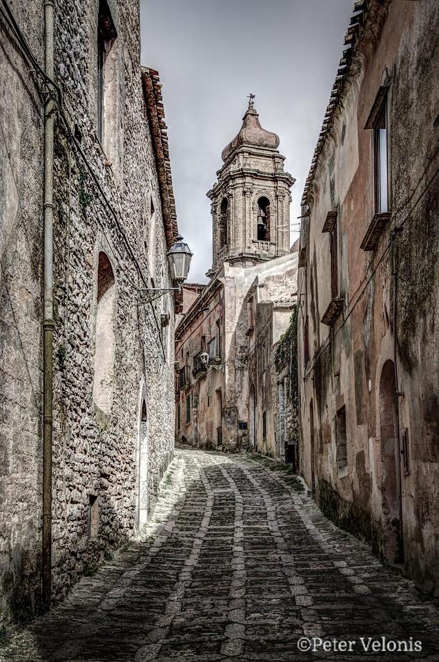Sicily - Erice - Street #5