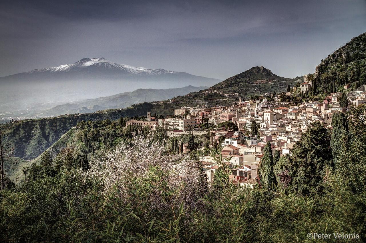 Sicily - Taormina - Mt. Etna