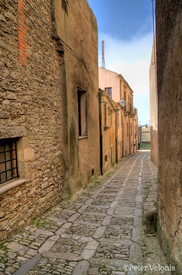 Sicily - Erice - Street #2