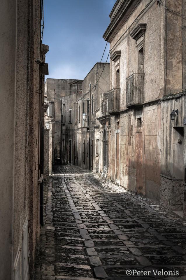 Sicily - Erice - Street #4