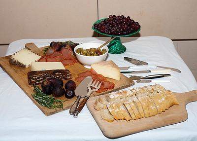 Mediterranean Food & Fellowship Evening